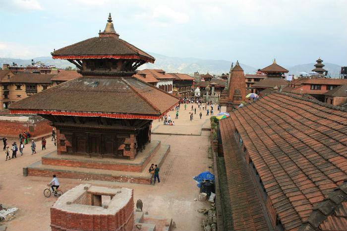 Backtapur-durbar-plaza