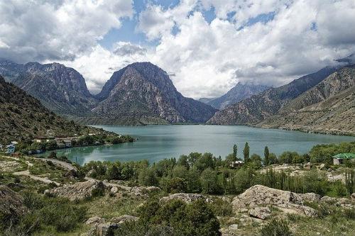 tajikistan-landscape