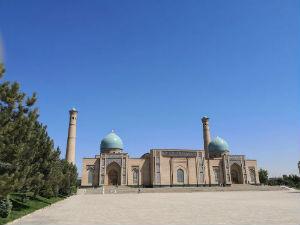 Temple-uzbekistan