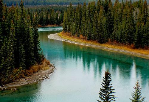 Canada-river