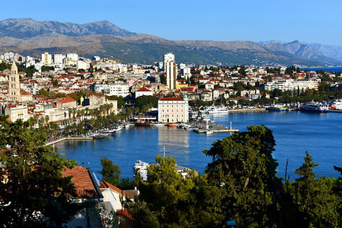 Croatian-sea
