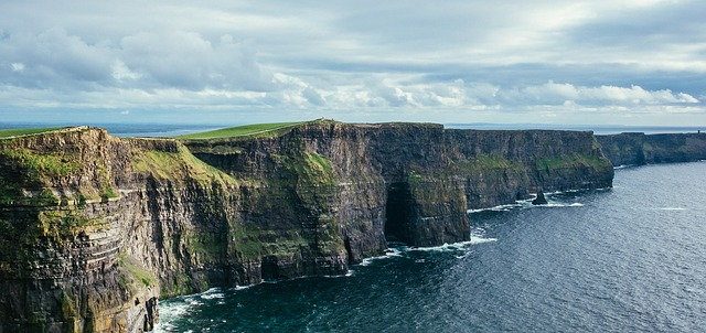 Irish-cliff