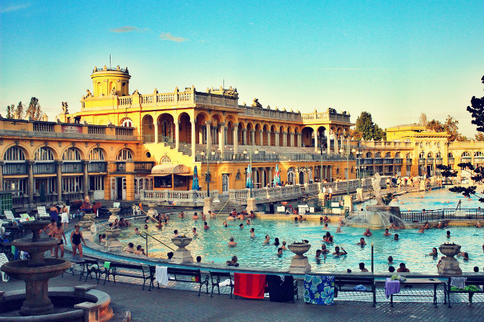 bathing-budapest