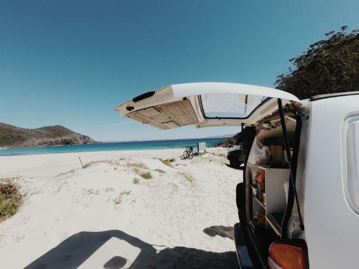 Elisabeth-beach-free-camping