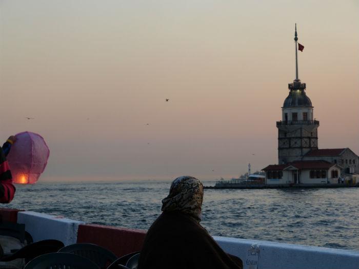 turkey-sunset