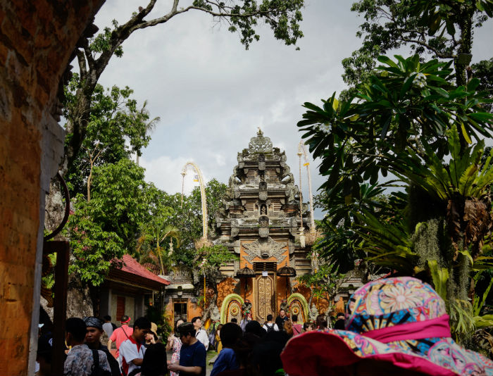 Royal-palace-bali-itinerary-7-days