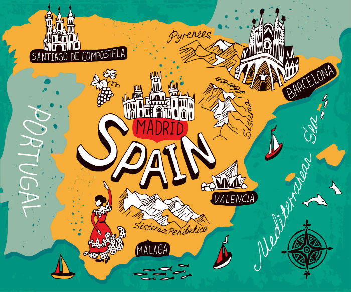 Spain-country