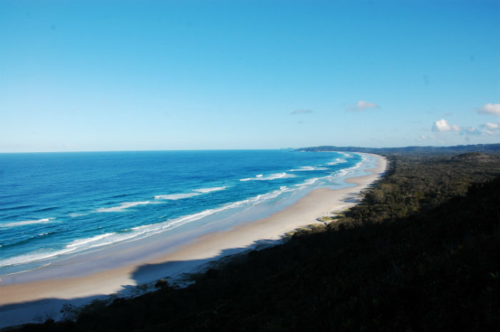 Byron-Bay-backpacking-Tallow-beach