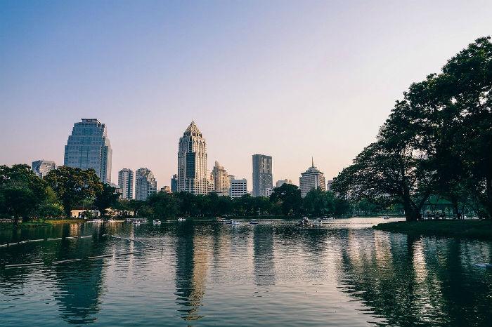 lumphini-park-thailand-itinerary-10-days