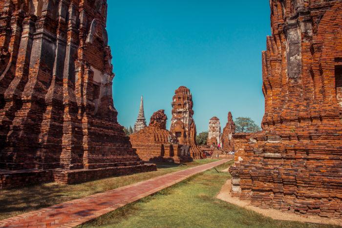 thailand-itinerary-10-days-ayutthaya