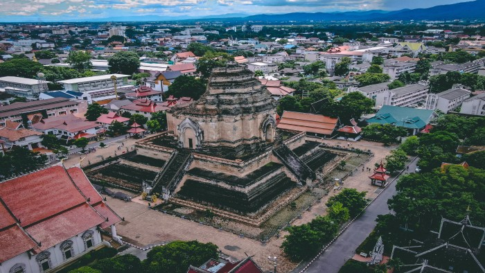 thailand-itinerary-10-days-chiang-mai-town