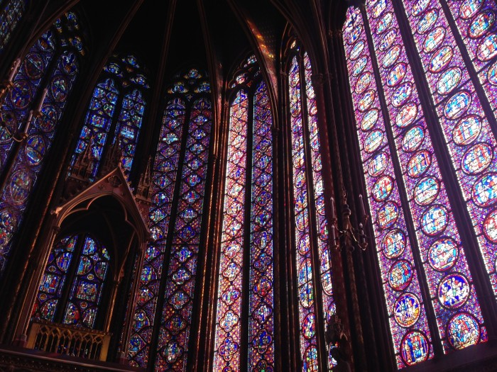 4-days-itinerary-in-paris-sainte-chapelle