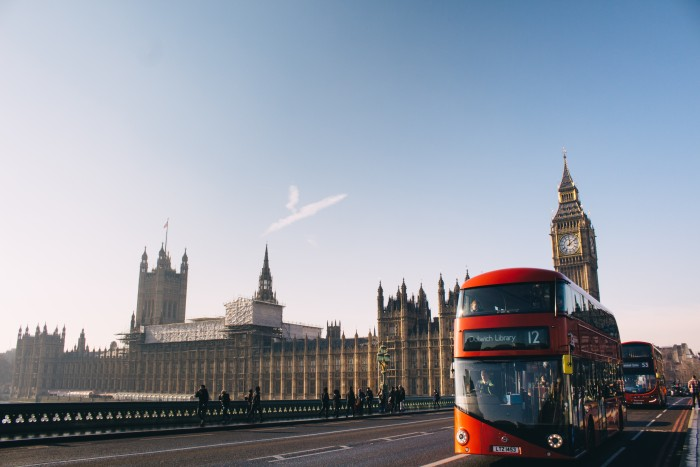 Londres-Bus-Transporte