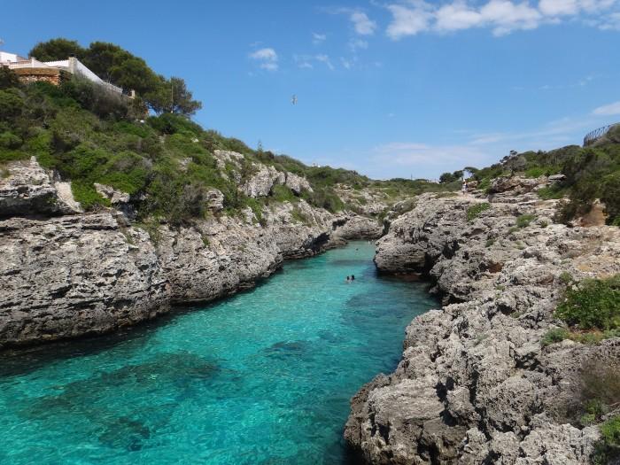 camping-in-menorca-beach