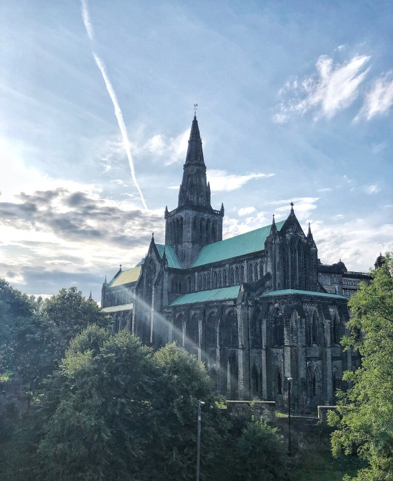 glasgow-cathedral-10-days-scotland-itinerary